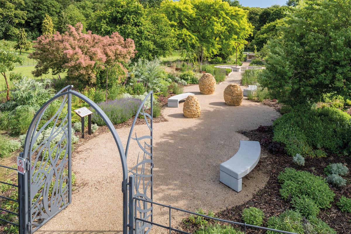 Lesnes Abbey Woods